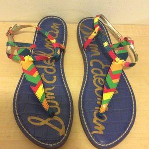COPY - Sam Edelman Thong Sandals Size 8